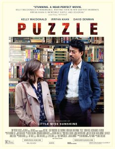 PUZZLE (Sony Pictures Classics) Opens in Pittsburgh!