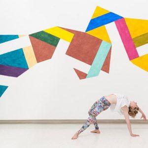 Yoga at CMOA