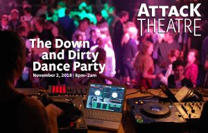 The Down and Dirty Dance Party