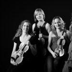 Sunnyhill Live: Clarion Quartet