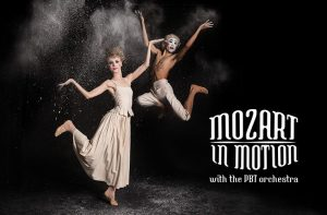 Mozart in Motion with the PBT Orchestra