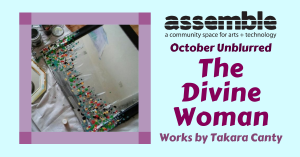 October Unblurred Showcase: The Divine Woman