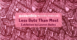 Less Guts Than Most: November Unblurred Showcase