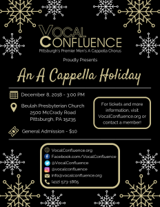 An A Cappella Holiday