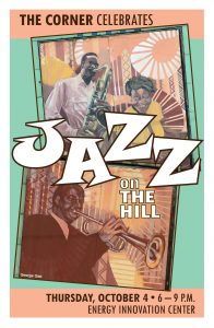 The Corner Celebrates Jazz on the Hill!