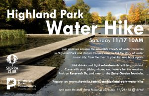 Highland Park Water Hike