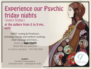 Friday Psychic Nights