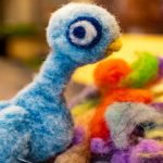 Youth Workshop Series: Sculptural Needle Felting