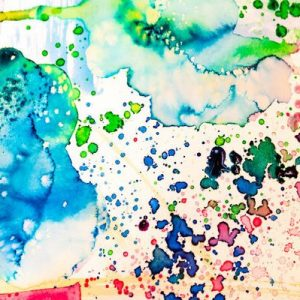 Youth Workshop Series: Watercolor Collage
