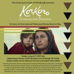 Korkoro Screening and Discussion