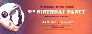 Pittsburgh in the Round's 5th Birthday Party!
