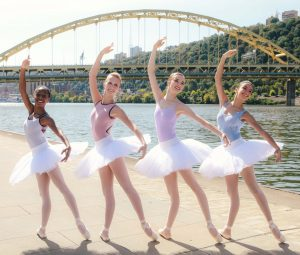 Intensive Summer Program Audition with Pittsburgh Ballet Theatre School