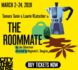 The Roommate starring Tamara Tunie and Laurie Klatscher