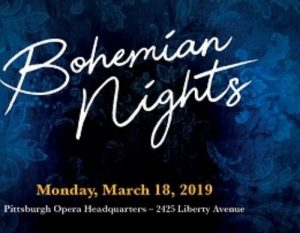 Bohemian Nights Fashion Show