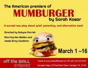 Mumburger - An American Premiere