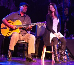 Jessica Lee & Mark Strickland Jazz Duo: Fusion Street