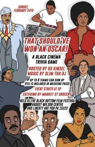 That Should've Won An Oscar! Black Cinema Trivia Game