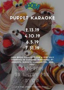 Puppet Karaoke
