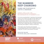 The Numbers Keep Changing: Poems and Paintings by Judith R. Robinson