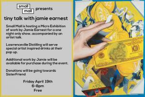 Tiny Talk with Jamie Earnest