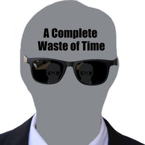 A Complete Waste of Time by Steve Chang at Pittsburgh Fringe