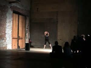 Absence by Christina J Swanson at Pittsburgh Fringe Festival