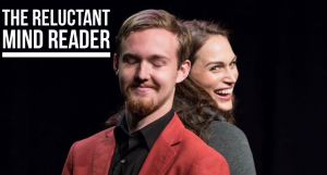 The Reluctant Mind Reader by Brendon Ware at Pittsburgh Fringe