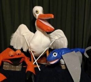 Flying Fish by Puppets in Performance at Pittsburgh Fringe