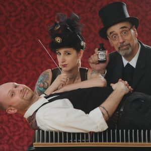​The Miracle Elixir Side Show by Miracle Elixir at Pittsburgh Fringe