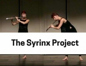 The Syrinx Project by Zoe Sorrell, Theo Chandler, and John Burnett at Pittsburgh Fringe