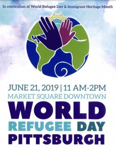 World Refugee Day Pittsburgh