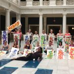 Yoga Paint Party at CMOA