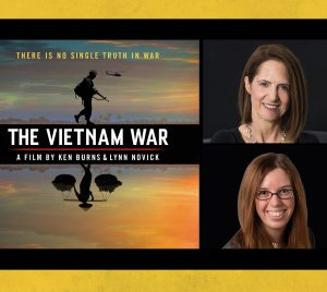 Vietnam War Speaker Series: Lynn Novick & Alys...