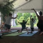 Family Yoga with Let's Move Pittsburgh and YMCA of Greater Pittsburgh