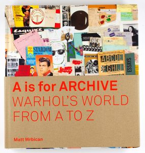 A is for Archive Book Release