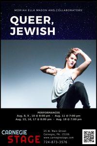 Queer, Jewish - Dancing in Diaspora