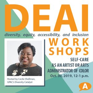 DEAI Lunch & Learn Workshop: Self-Care as an A...