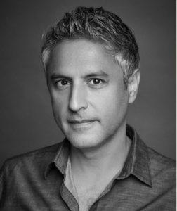 Reza Aslan, a Ten Evenings Author