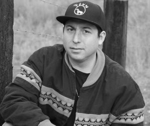 Tommy Orange, a Ten Evenings Author