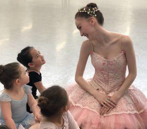 """PBT: """"Ella Bella Ballerina"""" Workshop (Ages 3-7)"""