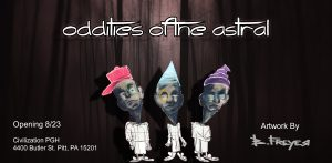 Oddities Of The Astral