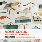 October Unblurred: Home Color