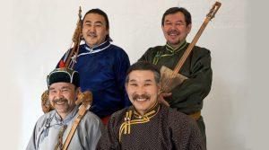 Huun Huur Tu Tuvan Throat Singers