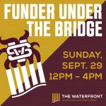 Funder Under the Bridge at The Waterfront