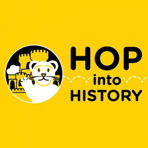 Hop into History: Little Builders