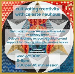 Cultivating Creativity with Celeste Neuhaus