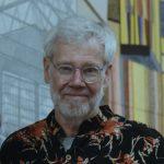 Muralist Douglas Cooper