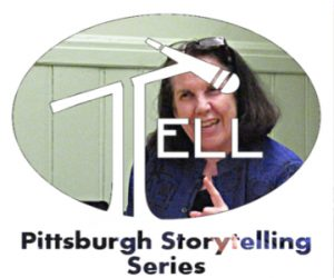Kate McConnell at TELL: Pittsburgh Storytelling Series