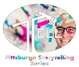Adam Booth at TELL: Pittsburgh Storytelling Series...