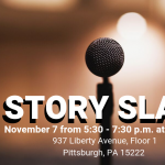 WordWrite Story Slam: The Best Story I've Ever Told